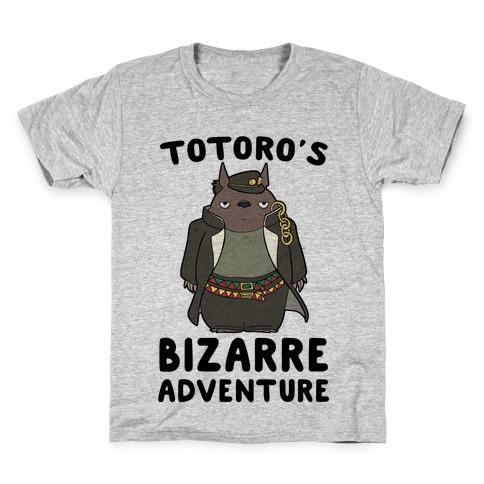Totoro's Bizarre Adventure Kids T-Shirt