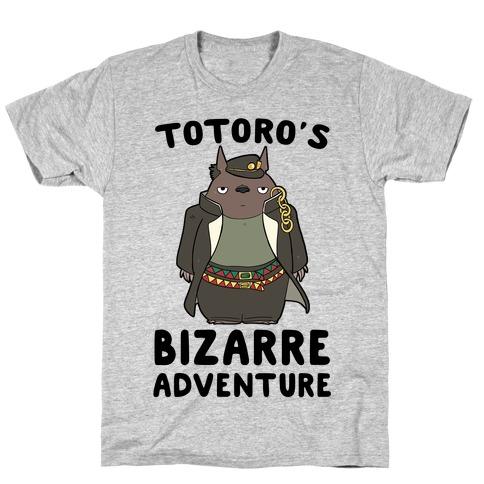 Totoro's Bizarre Adventure T-Shirt