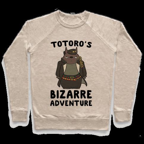 Totoro's Bizarre Adventure  Pullover