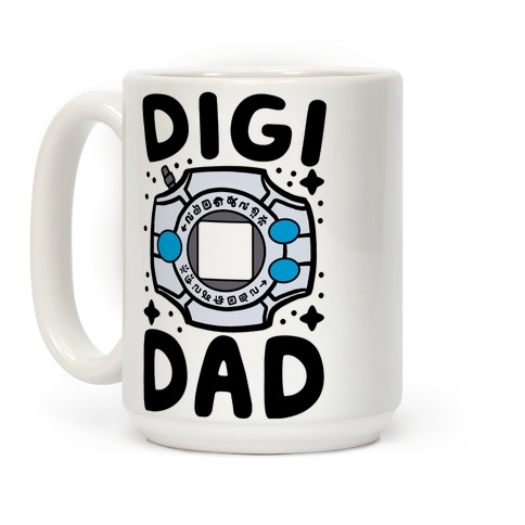 Digi Dad Coffee Mug