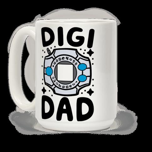 Digi Dad Coffee Mug