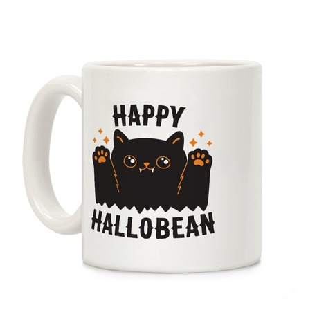Happy Hallobean Coffee Mug