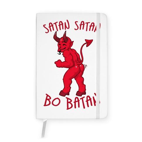 Satan Satan Bo Batan Notebook