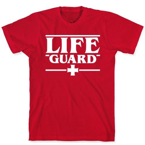Life Guard (ST Parody) T-Shirt