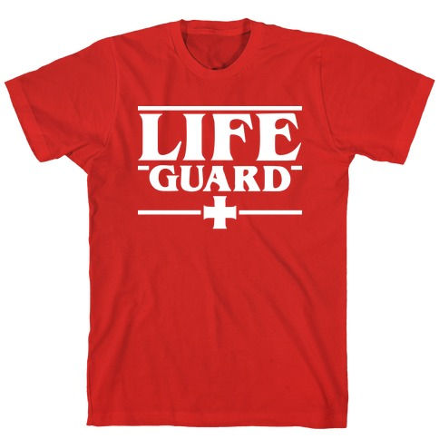 Life Guard (ST Parody) T-Shirt