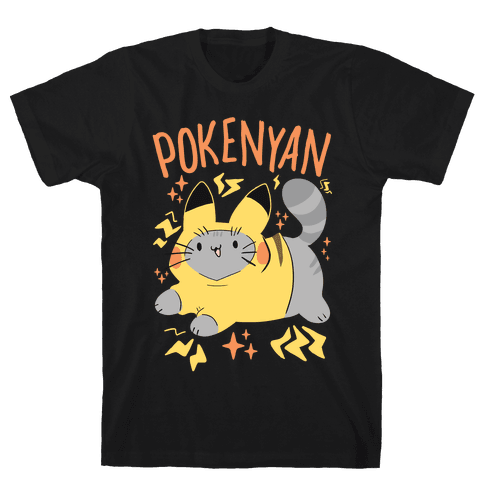 Pokenyan Mens/Unisex T-Shirt