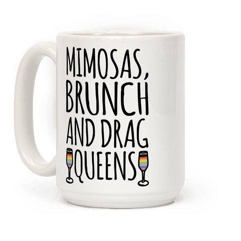 Mimosas Brunch and Drag Queens