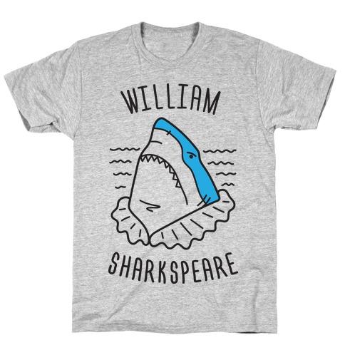 William Sharkspeare T-Shirt