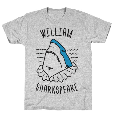 William Sharkspeare Mens T-Shirt