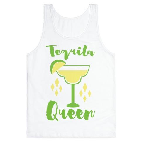 Tequila Queen Tank Top