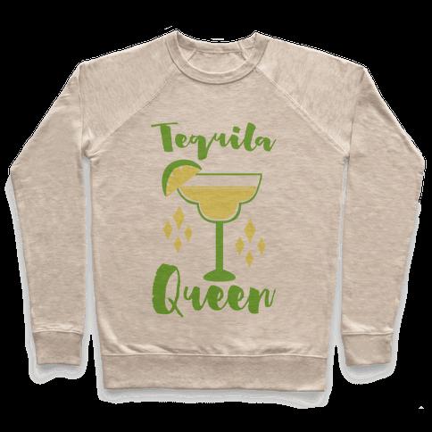 Tequila Queen Pullover