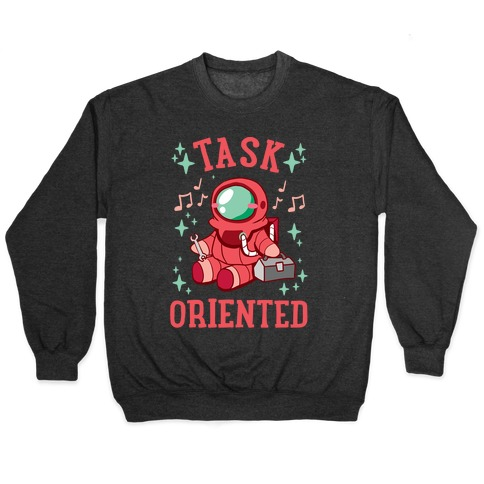 Task Oriented Pullover
