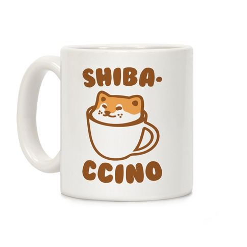 Shibaccino  Coffee Mug