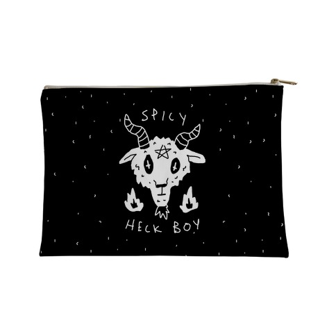 Spicy Heck Boy Satan Accessory Bag