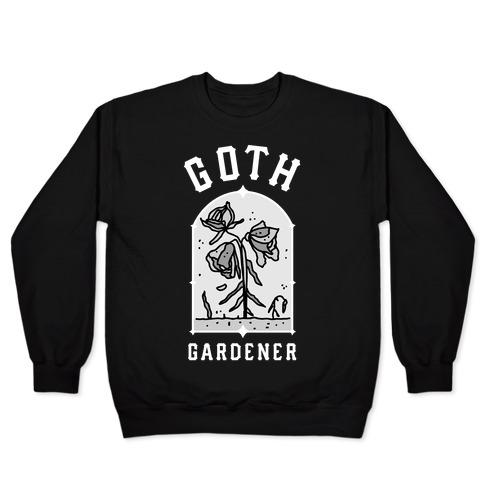 Goth Gardener Pullover