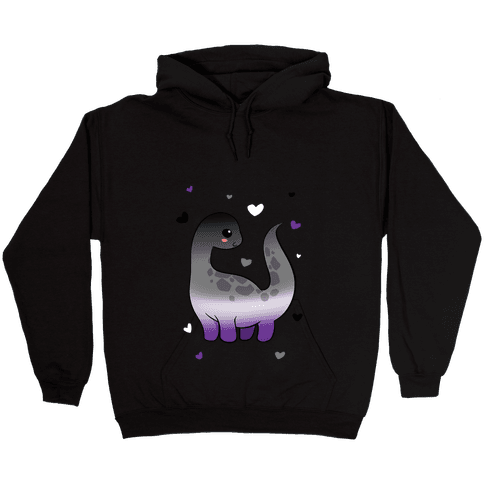 Demi-Dino Hooded Sweatshirt