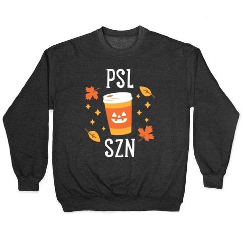PSL SZN (Pumpkin Spice Latte Season) Pullover