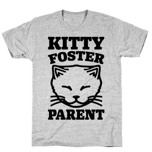 Kitty Foster Parent Mens/Unisex T-Shirt