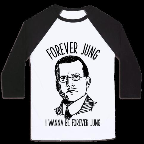 Forever Jung Baseball Tee