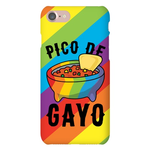 Pico De Gayo Phone Case