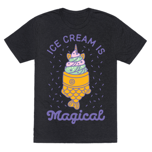 Ice Cream is Magical