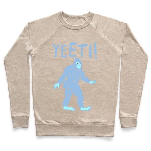 Yeeti Yeti Parody Pullover