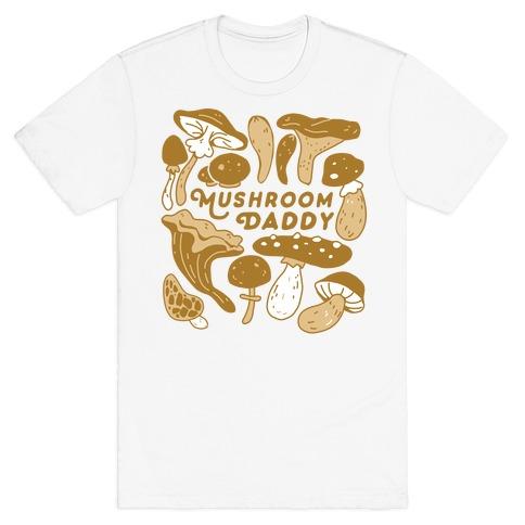 Mushroom Daddy T-Shirt