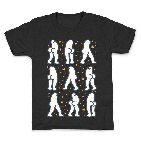 Fresno Nightcrawler Butts Kids T-Shirt