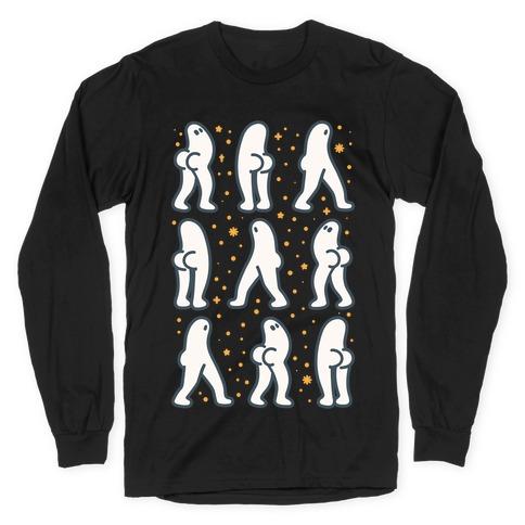 Fresno Nightcrawler Butts Long Sleeve T-Shirt