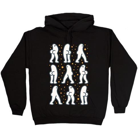 Fresno Nightcrawler Butts Hooded Sweatshirt