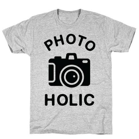 Photoholic T-Shirt