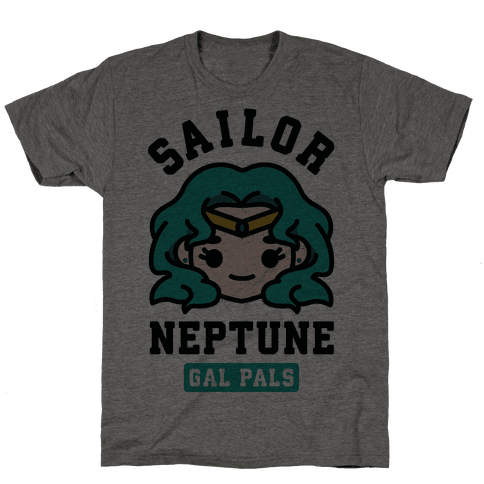 Sailor Neptune Gal Pal Mens T-Shirt