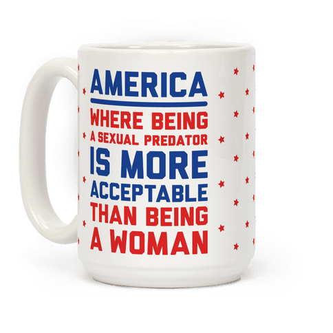 Being A Woman In America