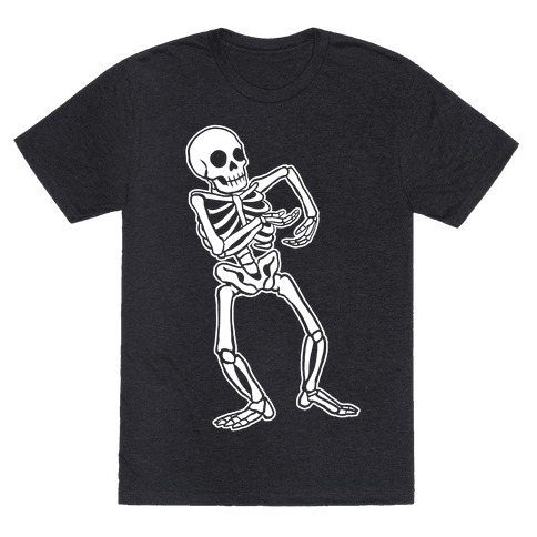 Milly Rocking Skeleton Tee