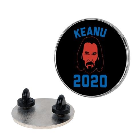 Keanu 2020 Pin