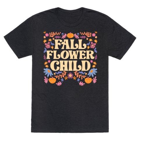Fall Flower Child T-Shirt