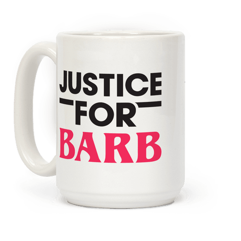 Justice For Barb