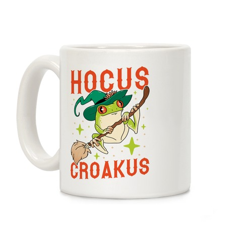 Hocus Croakus Coffee Mug