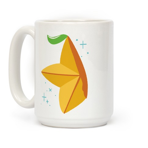 Paopu Fruit Left Coffee Mug