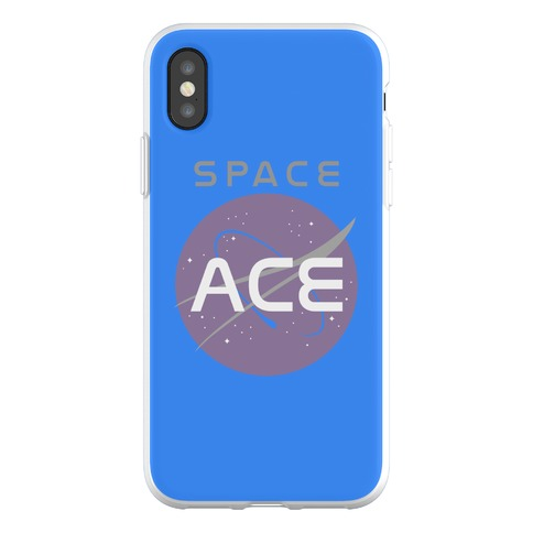 Space Ace Phone Flexi-Case