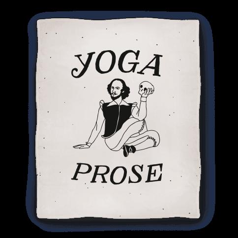 Yoga Prose Blanket