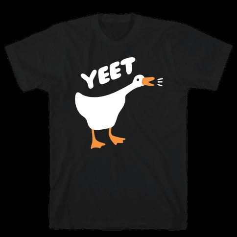 YEET Goose Mens/Unisex T-Shirt