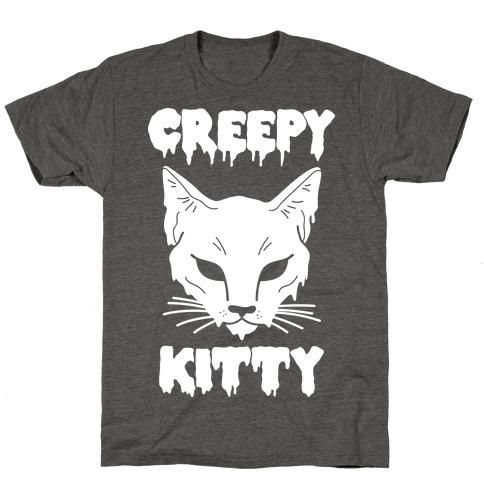 Creepy Kitty T-Shirt
