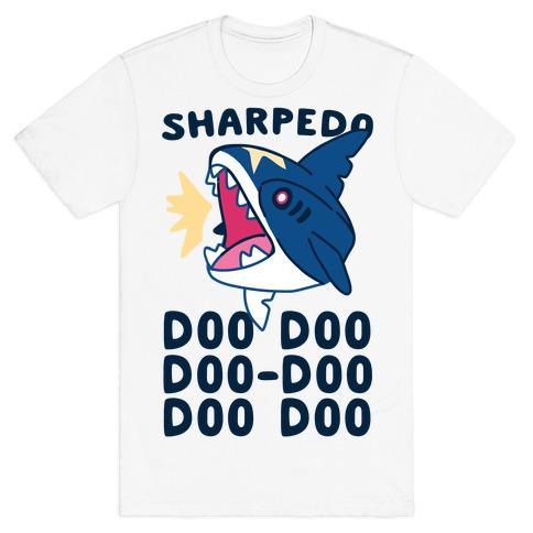 Sharpedo Doo Doo Doo-Doo Doo Doo T-Shirt