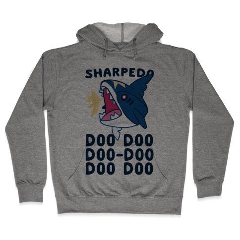 Crossover Zip Hooded Sweatshirts   LookHUMAN