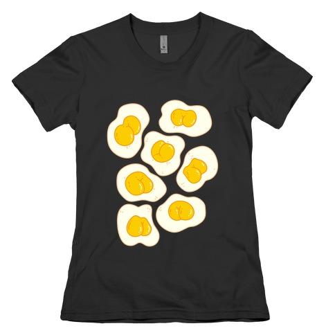 Egg Butts Womens T-Shirt