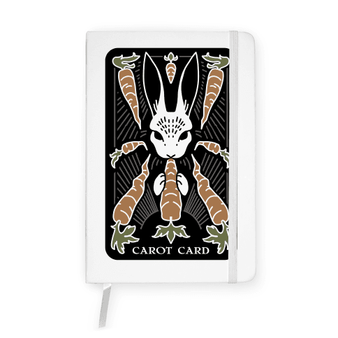 Carot Card Notebook