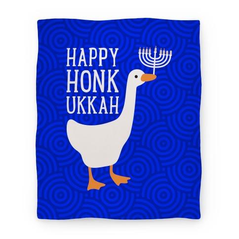 Happy Honkukkah Blanket