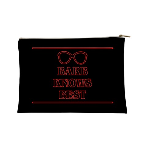 Barb Knows Best Accessory Bag
