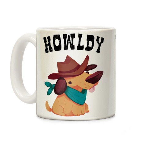 Howldy Coffee Mug